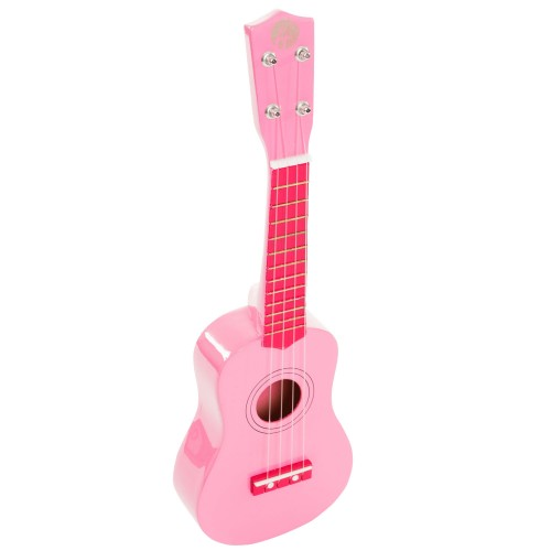 "Girls Pink Fortissimo 21"" Junior Acoustic Guitar"